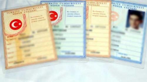 Pembe nüfus cüzdanı devri kapanıyor!..