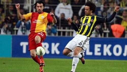 Dev maçta Fenerbahçe ile Galatasaray karşılaştı...