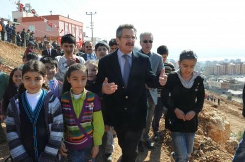 Mustafa Poyraz: Yeşil alan bizim işimiz...