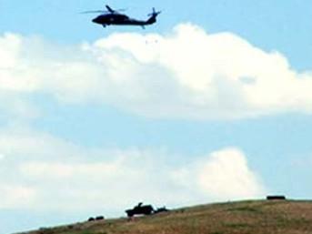 Bitlis'teki çatışmada 15 terörist öldürüldü!..
