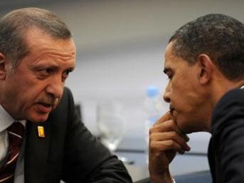 Başbakan Erdoğan - Başkan Obama görüşmesi...