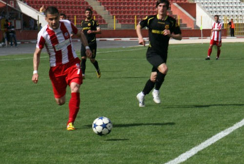Kilimli Belediyespor'u yarım düzine golle mağlup ettik!
