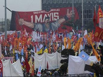 Kutlamaların merkezi Taksim Meydanı olacak...