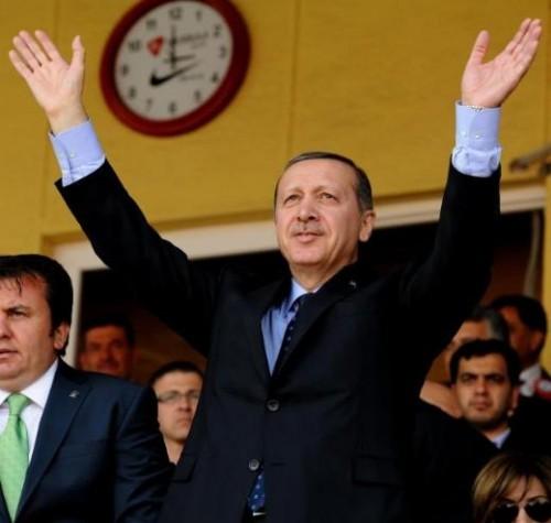 Başbakan Erdoğan o sözü ağzından kaçırdı!..
