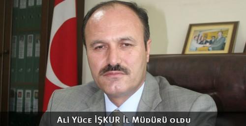 İŞKUR Kahramanmaraş İl Müdürü belli oldu...