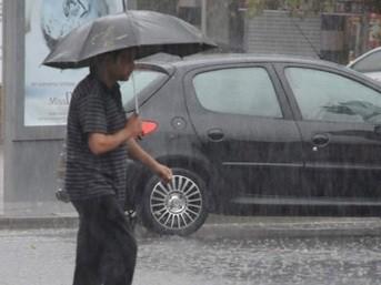 DİKKAT: Şiddetli yağmur geliyor!..