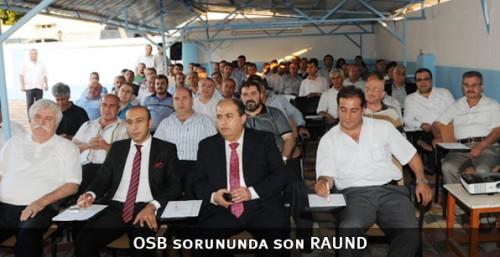 KATSO 42. Meclis toplantısı Pazarcık'ta yapıldı..
