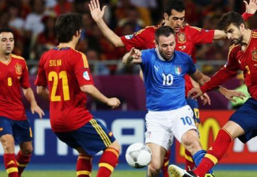 İspanya şampiyonluğa ulaştı...
