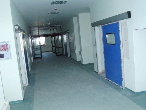 Bölgenin sağlık merkezi olacak!...