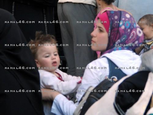 Getirilen Suriyeli mülteci sayısı 4 bin 900'a ulaştı!..