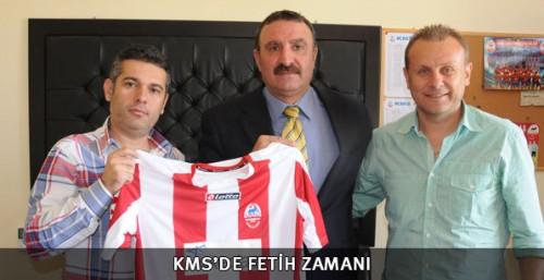 KMS A.Ş., Fethi Çokkeser ile anlaştı...
