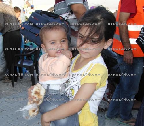 Malatya'dan gelenlerle mülteci sayısı 6 bini geçti..