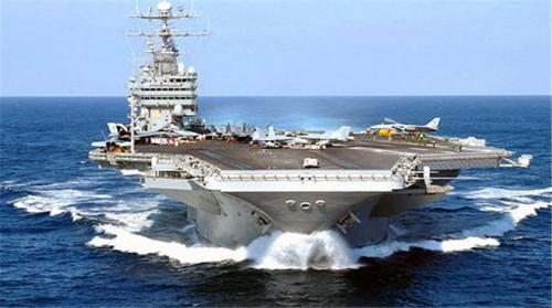 ABD Libya'ya savaş gemisi gönderdi...