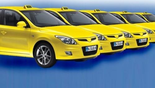 Taksi kayıt yenileme işlemleri 30 Eylül'de sona eriyor..