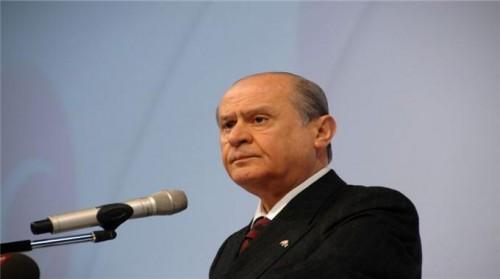MHP Lideri Bahçeli'den karara sert eleştiri...
