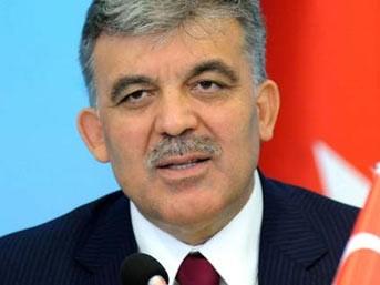 Cumhurbaşkanı Gül: Tutuklu vekiller TBMM'ye gelmeli..