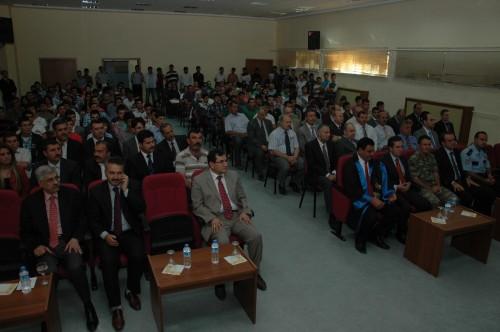 MYO, yeni eğitim-öğretim yılına