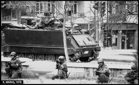 'Maraş Olayları Alevi-Sünni çatışması değildi'