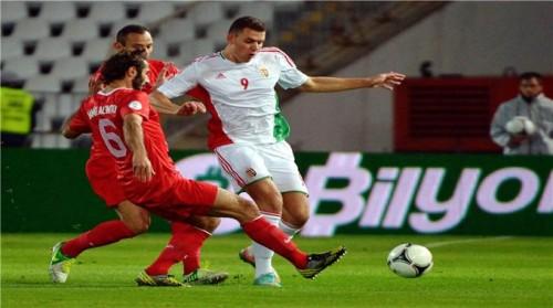 Dördüncü maçta deplasmanda Macaristan ile oynadık..