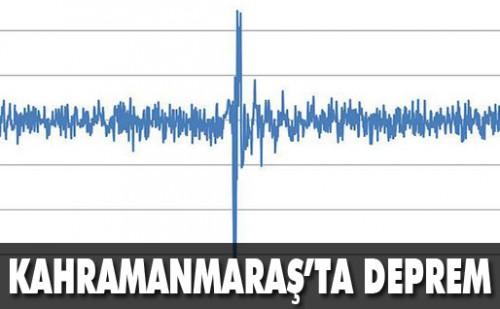 Kahramanmaraş'ta deprem fırtınası yaşanıyor!..