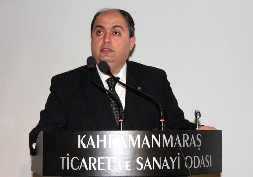 KATSO Meclis toplantısına Emniyet Müdürü katıldı..