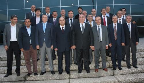 KATSO, Türk Eximbank Üst Yönetimini misafir etti…