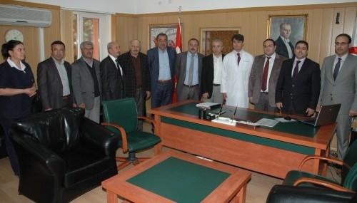 AK Parti Elbistan Teşkilatı aktif çalışıyor…