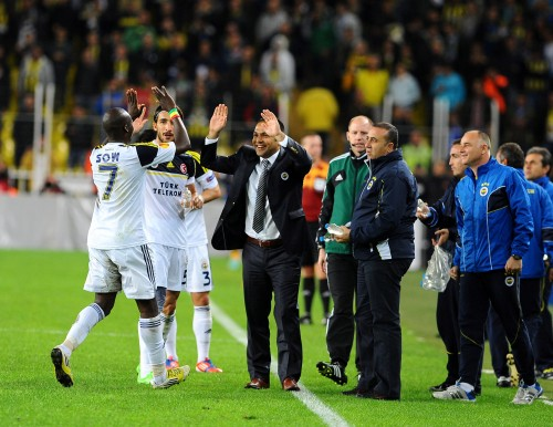 Fenerbahçe AEL Limassol'u rahat geçti…