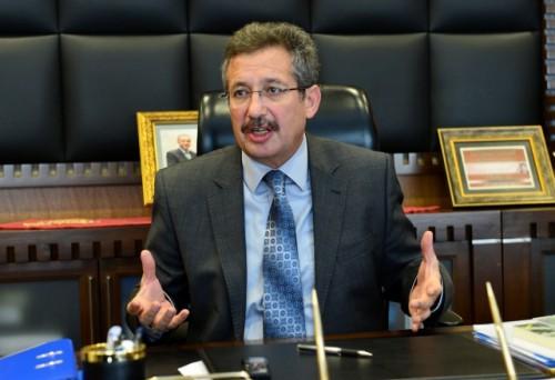 'Büyükşehir Yasası israfın önüne geçecek'