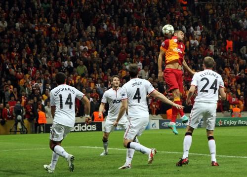 Galatasaray, ikinci sıraya yükseldi...