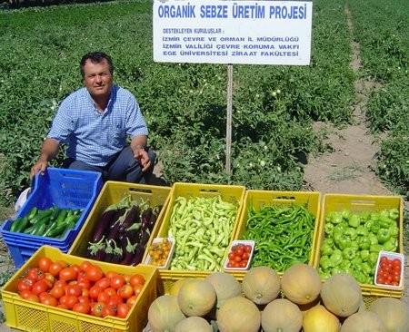 Elbistanlı çiftçilere organik tarım fuarı daveti…
