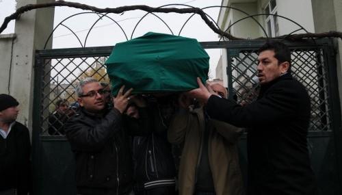 Ali Haydar Tuğrul'un cenazesi toprağa verildi…