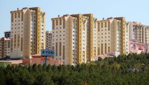 TOKİ, Pazarcık'ta 200 konut yapacak..