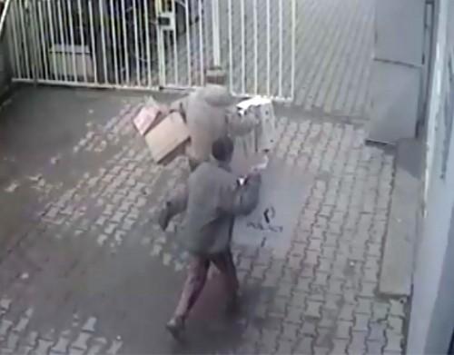 Alışveriş merkezinden bot hırsızlığı…