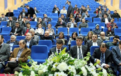 Baro ile üniversiteden 'Türk Ticaret Kanunu'' paneli..
