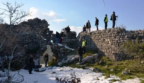 BİLSEK ve KAFSAD üyelerinden Andırın'a doğa gezisi