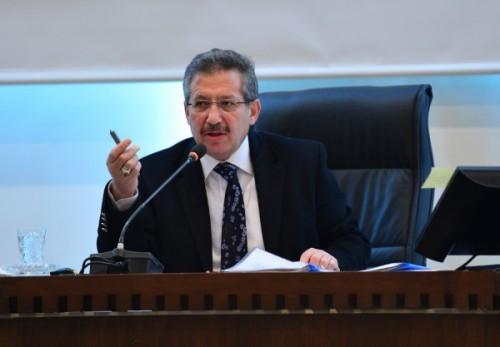 Yeni yılın ilk Meclis toplantısı gerçekleştirildi…