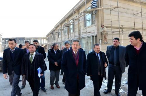 Yeni Belediye Pasajı Ocak ayı sonunda hazır…