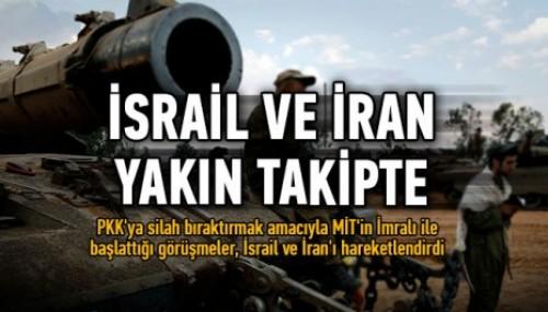 İsrail ve İran harekete geçti..