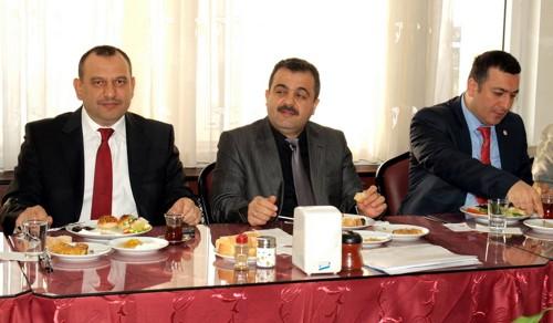 Kahramanmaraş'ta 'Sağlık Koordinasyon' toplantısı…