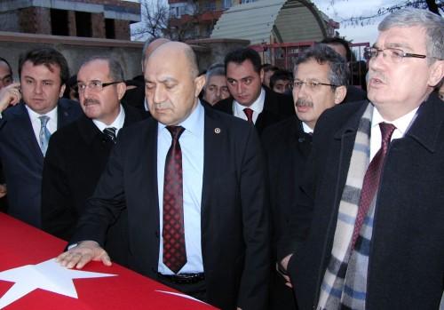 Şehit polisin cenazesi Kahramanmaraş'a getirildi…