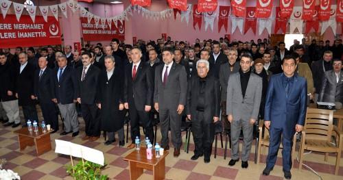 BBP Elbistan İlçe Kongresi yapıldı…