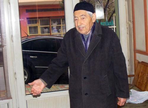 Merhum Mehmet Ali Birand'ı unutmadı!...