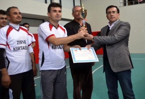 Andırın ilçesinde voleybol turnuvası…