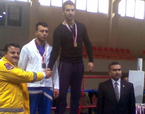Muaythai Güneydoğu Anadolu Bölge Şampiyonları…