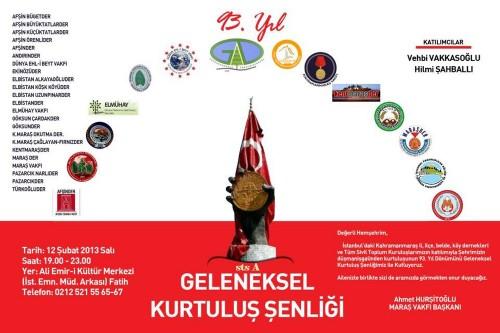 İstanbul'daki edeler 'Çete Bayramı'nı kutlayacaklar…