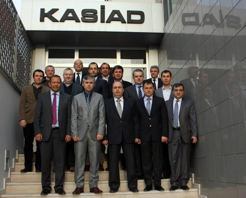 KATSO'dan KASİAD'a 'Hayırlı Olsun' ziyareti…