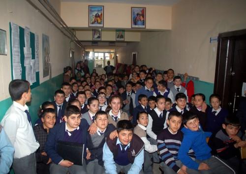 Öğrencilere ''madde bağımlılığı'' semineri…