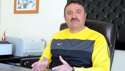 Çokkeser: 'Kahramanmaraşspor 1. Lig'in kapısında'