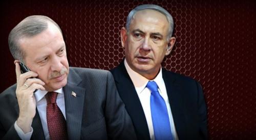 İsrail Türkiye'den özür diledi..